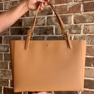 OFFERS? NEW Tory Burch Large Emerson Buckle Tote